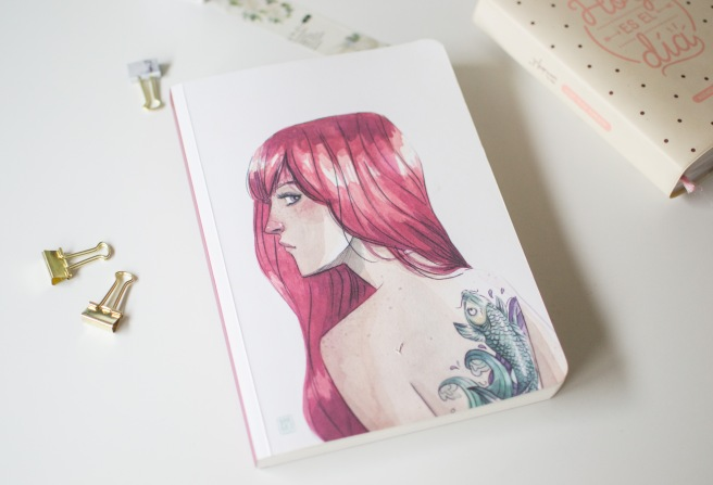 bullet journal esther gili